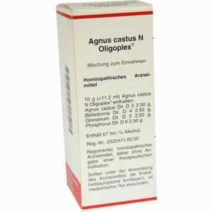 Abbildung von Agnus Castus N Oligoplex Liquidum 50 ml