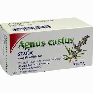 Abbildung von Agnus Castus Stada Filmtabletten  100 Stück
