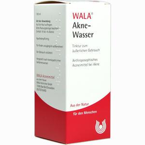 Abbildung von Akne- Wasser Lösung 100 ml