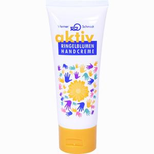 Abbildung von Aktiv Ringelblumen- Handcreme  75 ml