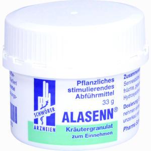 Abbildung von Alasenn Kräutergranulat  33 g
