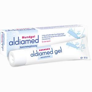 Abbildung von Aldiamed Mundgel zur Speichelergänzung Gel 50 g