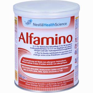 Abbildung von Alfamino Pulver  1 x 400 g