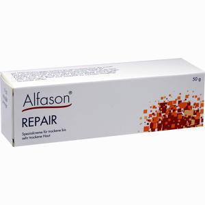 Abbildung von Alfason Repair Creme 50 g