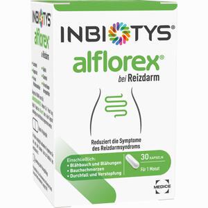 Abbildung von Alflorex Inbiotys Kapseln 30 Stück