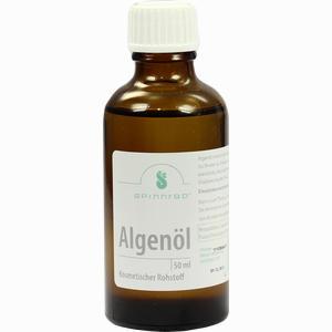 Abbildung von Algenöl 50 ml