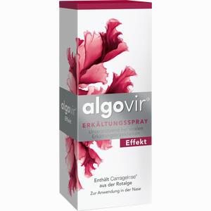 Abbildung von Algovir Effekt Erkältungsspray  20 ml