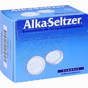 Abbildung von Alka- Seltzer Classic Brausetabletten 24 Stück