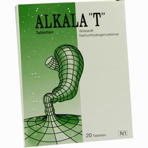 Abbildung von Alkala T Tabletten 20 Stück