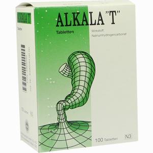 Abbildung von Alkala T Tabletten 100 Stück