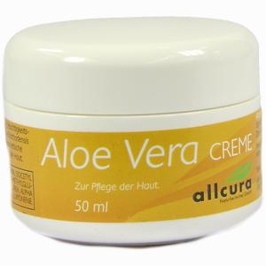 Abbildung von Allcura Aloe Vera Creme  50 ml