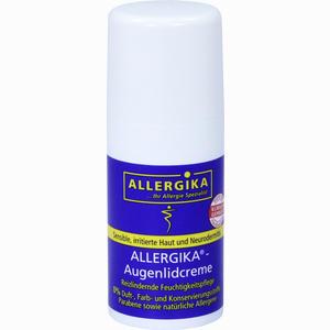 Abbildung von Allergika Augenlidcreme Plus  15 ml
