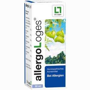 Abbildung von Allergo- Loges Tropfen 50 ml