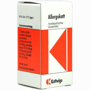 Abbildung von Allergokatt Tabletten 50 Stück