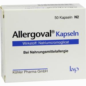 Abbildung von Allergoval Kapseln 50 Stück