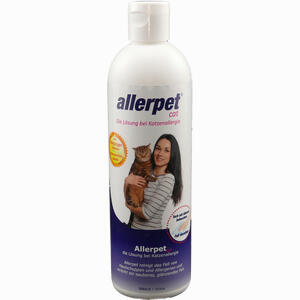 Abbildung von Allerpet/cat Vet Lösung 355 ml