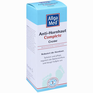 Abbildung von Allga Med Anti- Hornhaut Complete Creme  75 ml