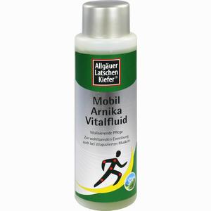 Abbildung von Allgäuer Latschenkiefer Arnika Vital Fluid Körperpflege 250 ml