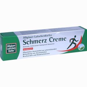 Abbildung von Allgäuer Latschenkiefer Schmerz Creme  100 g