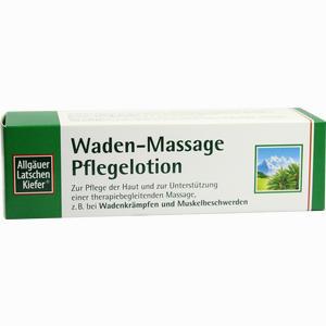 Abbildung von Allgäuer Latschenkiefer Waden- Massage Pflegelotion  75 ml