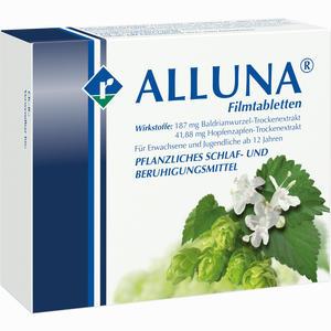 Abbildung von Alluna Filmtabletten 60 Stück