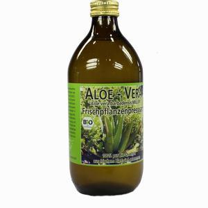 Abbildung von Aloe Vera Frischpflanzensaft  500 ml