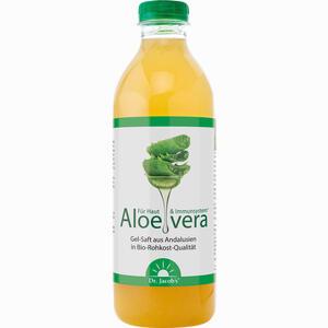 Abbildung von Aloe- Vera- Gel- Saft Dr. Jacobs  1000 ml