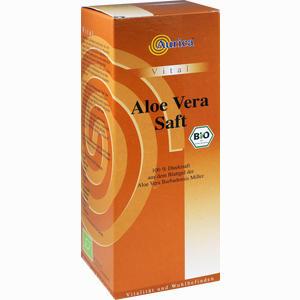Abbildung von Aloe Vera Saft Bio 100%  500 ml