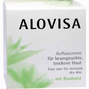 Abbildung von Alovisa Aufbaucreme mit Bisabolol  50 ml