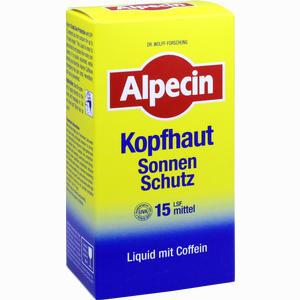 Abbildung von Alpecin Kopfhaut Sonnen- Schutz Lsf15 100 ml