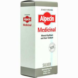 Abbildung von Alpecin Medicinal Silver Haar- Tonikum  200 ml