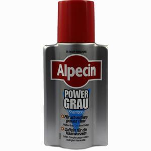 Abbildung von Alpecin Power Grau Shampoo  200 ml