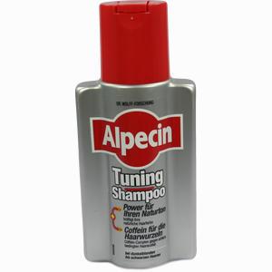 Abbildung von Alpecin Tuning Shampoo  200 ml