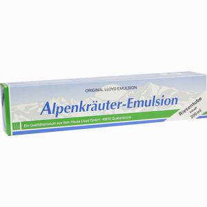 Abbildung von Alpenkräuter Emulsion  200 ml