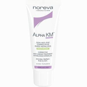 Abbildung von Alpha Km Creme Fette Haut /Mischhaut  40 ml