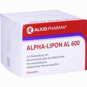 Abbildung von Alpha- Lipon Al 600 Filmtabletten 100 Stück