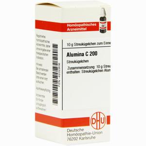 Abbildung von Alumina C200 Globuli 10 g