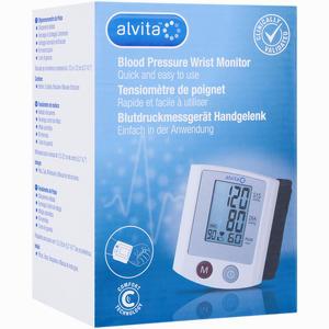 Abbildung von Alvita Blutdruckmessgerät Handgelenk 1 Stück