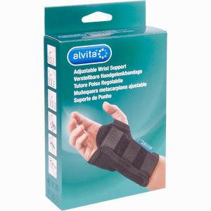 Abbildung von Alvita Handgelenbandage Gr 2  1 Stück