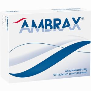 Abbildung von Ambrax Tabletten 50 Stück