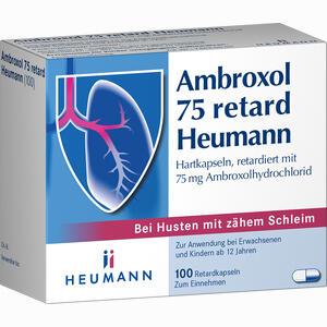 Abbildung von Ambroxol 75 Retard Heumann 100 Stück