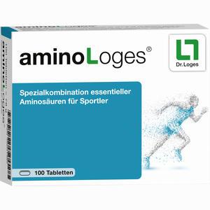 Abbildung von Amino- Loges Tabletten 100 Stück