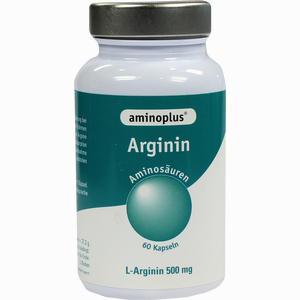 Abbildung von Aminoplus Arginin Kapseln 60 Stück