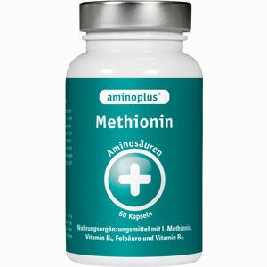 Abbildung von Aminoplus Methionin Plus Vitamin B- Komplex Kapseln 60 Stück