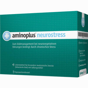 Abbildung von Aminoplus Neurostress Granulat 7 Stück