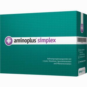 Abbildung von Aminoplus Simplex Pulver 7 Stück