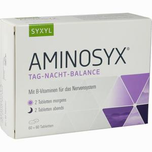 Abbildung von Aminosyx Syxyl Tabletten 120 Stück