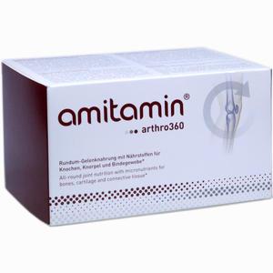 Abbildung von Amitamin Arthro360 Kapseln 120 Stück