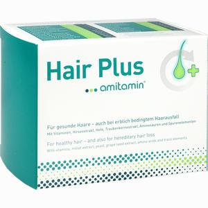 Abbildung von Amitamin Hair Plus Kapseln 60 Stück