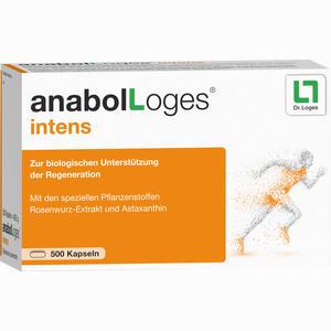 Abbildung von Anabol- Loges Intens Kapseln 500 Stück